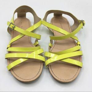 [ZARA] Kids Girls Gladiator Sandals EU 35 US 4.5-5